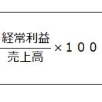 経常利益率10%?!(利益は単なる差額です)