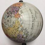 地球は丸い