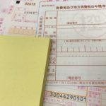 予定申告書(中間申告書)の提出、納付方法