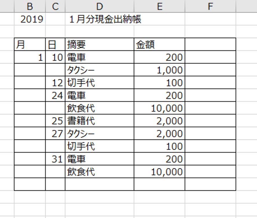 Excelの関数は便利ですが、何をしているかは知っておきましょう(DATE関数)